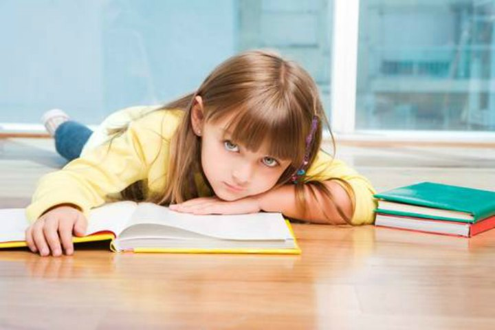 Help Your Child Deal With Exam Fear