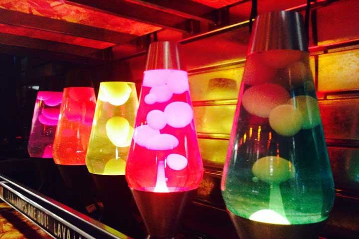 Make Your Own Colourful Lava Lamp