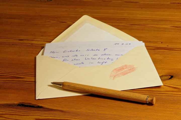 Write And Express Your Love