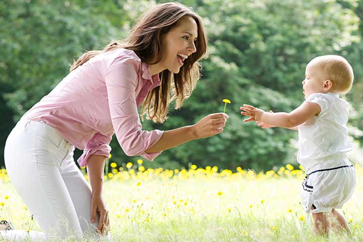 Your Child Now Makes A Little Mature Stepping Movements
