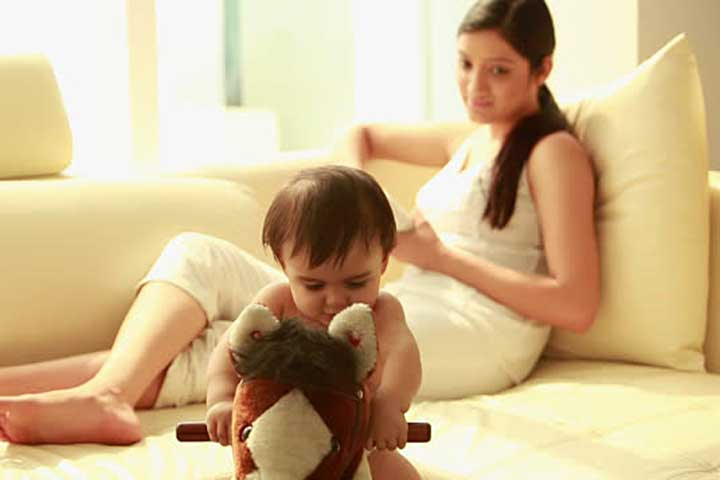 Your Little One Is Able To Detect If An Object Is Near Or Far