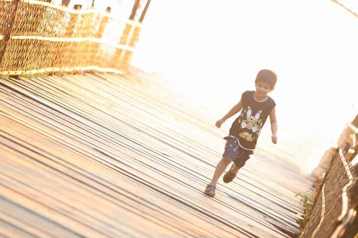 Your Kiddo Now Shows More Stamina & Can Run Longer