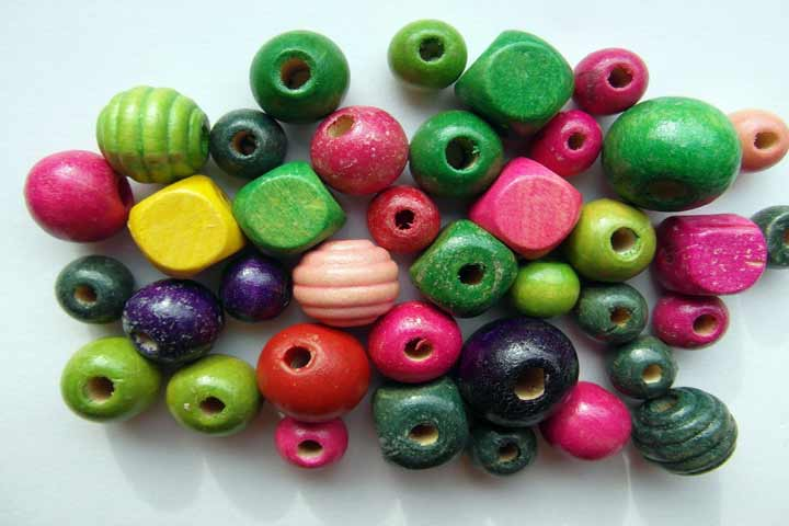 Your Child Is Still Able To Pick Up Small Objects Like Beads With One Eye Covered