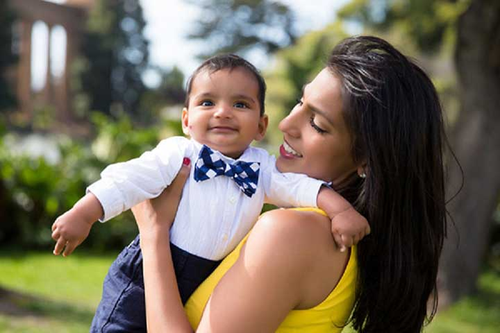 Your Baby Now Understands The Basic Sounds Of His Mother Tongue